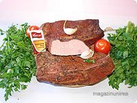 Pastrama porc